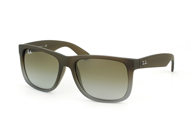 Ray-Ban Justin RB 4165 854/7Z small perspective view