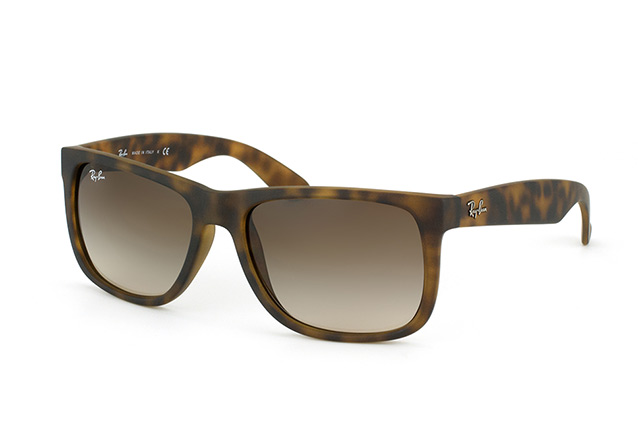 Ray-Ban Justin RB 4165 710/13 small vista en perspectiva