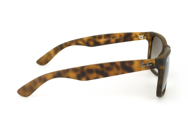 Ray-Ban Justin RB 4165 710/13 small perspektiv