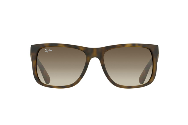 Ray-Ban Justin RB 4165 710/13 small Perspektivenansicht