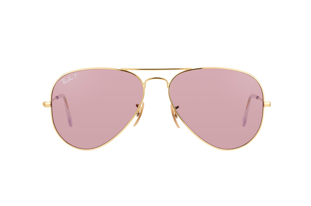 Ray-Ban Aviator RB 3025 001/15 perspective view