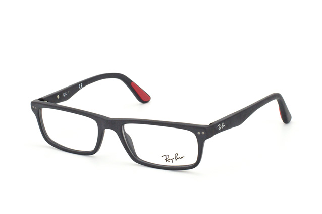 Ray-Ban RX 5277 2077 perspective view