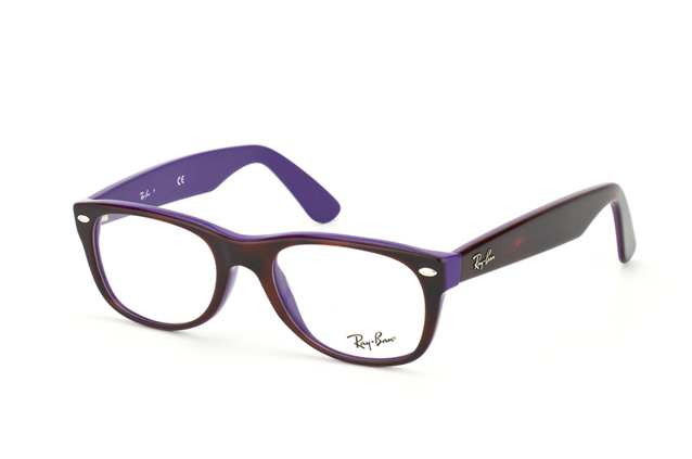 Ray-Ban New Wayfarer RX 5184 5215 vista en perspectiva