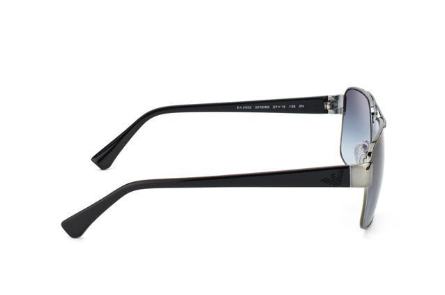 3f6c1fc2841 ... Emporio Armani Sunglasses  Emporio Armani EA 2002 30168G. null  perspective view  null perspective view ...