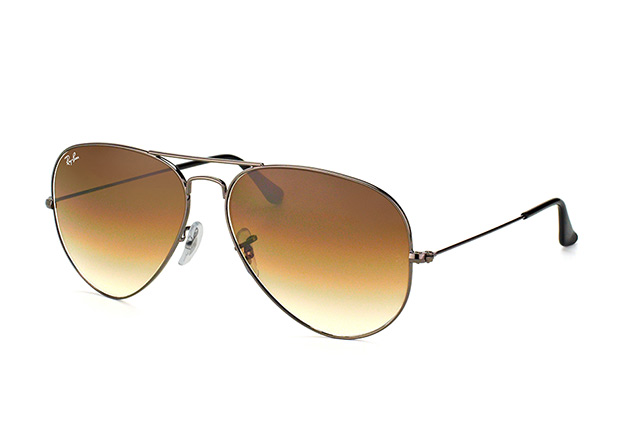 Ray-Ban Aviator RB 3025 004/51 large vista en perspectiva