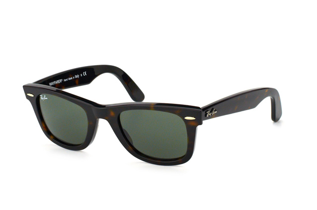 Ray-Ban Original Wayfarer RB 2140 902 small Perspektivenansicht