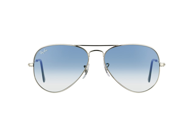 Ray-Ban Aviator RB 3025 003/3F small vista en perspectiva
