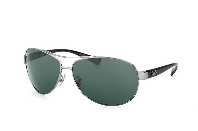 Ray-Ban RB 3386 004/71 large vista en perspectiva