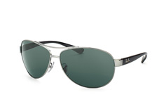 Ray-Ban RB 3386 004/71 large liten
