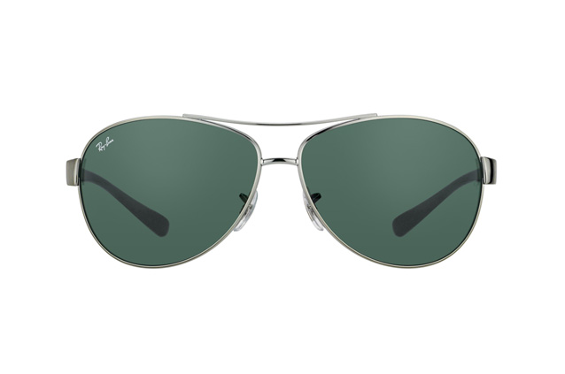 Ray-Ban RB 3386 004/71 large Perspektivenansicht