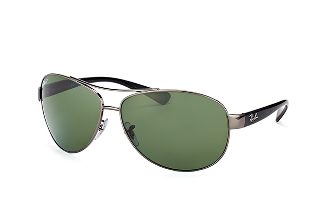 Ray-Ban RB 3386 004/9A large Perspektivenansicht