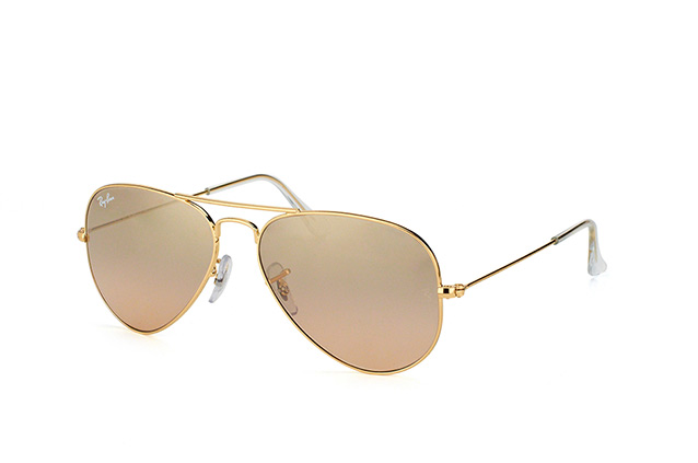 Ray-Ban Aviator RB 3025 001/3E small vue en perpective