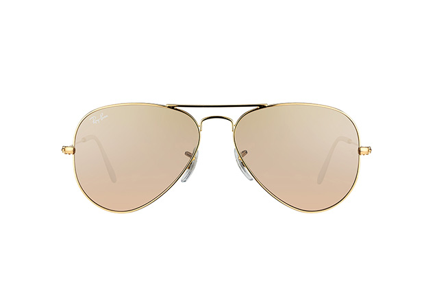 Ray-Ban Aviator RB 3025 001/3E small Perspektivenansicht