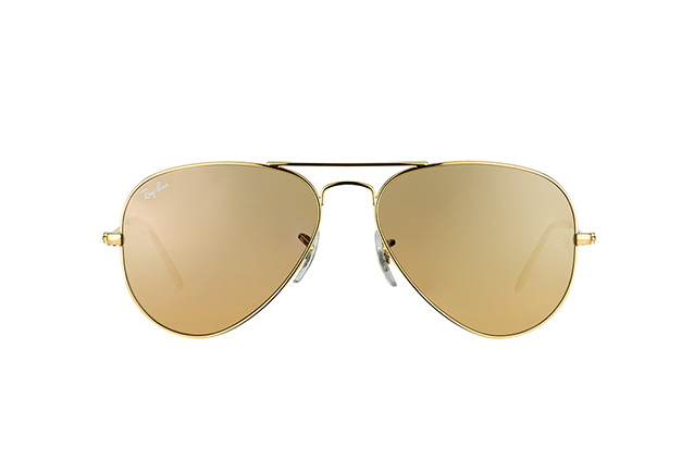 Ray-Ban Aviator RB 3025 001/3K small vista en perspectiva