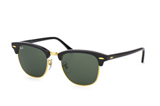 Ray-Ban Clubmaster RB 3016 W0365 large small
