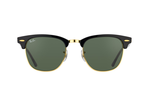 Ray-Ban Clubmaster RB 3016 W0365 large vista en perspectiva