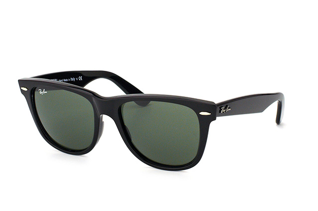 rb2140 901 yila  Ray-Ban Wayfarer RB 2140 901 large perspective view