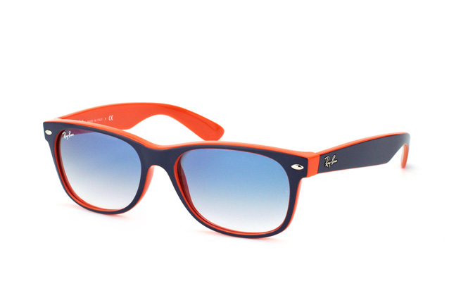 Ray-Ban New Wayfarer RB 2132 789/3F l perspective view