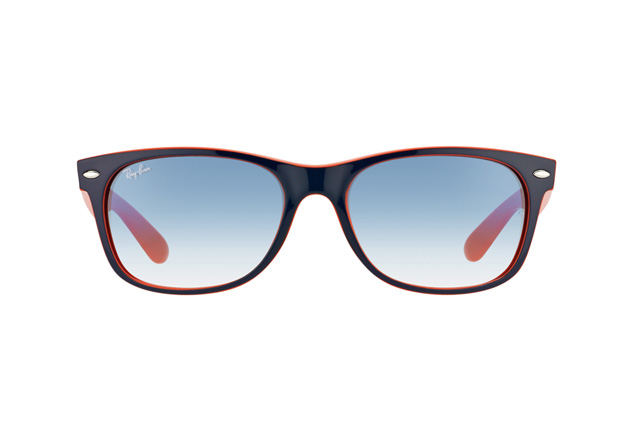 Ray-Ban New Wayfarer RB 2132 789/3F large Perspektivenansicht