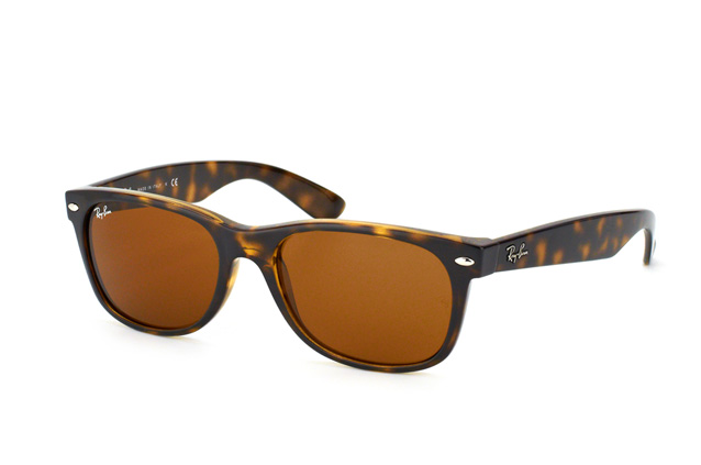 Ray-Ban New Wayfarer RB 2132 710 l vista en perspectiva