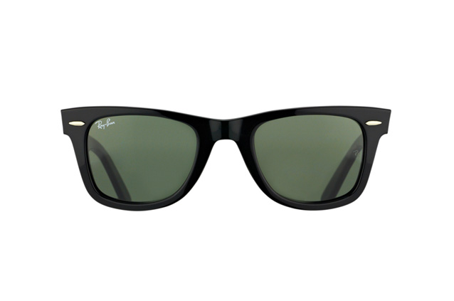Ray-Ban Wayfarer RB 2140 901 small perspective view