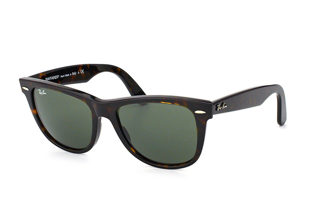 Ray-Ban Wayfarer RB 2140 902 large vista en perspectiva