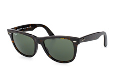 Ray-Ban Wayfarer RB 2140 902 large liten
