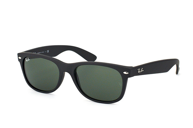 Ray-Ban New Wayfarer RB 2132 622 large Perspektivenansicht