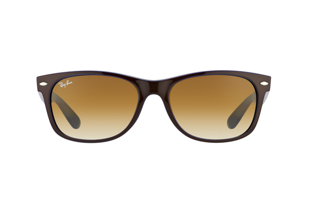 Ray-Ban New Wayfarer RB 2132 874/51 large perspective view