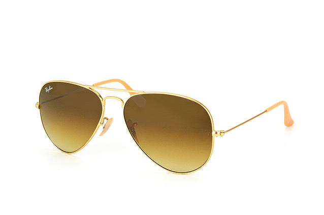 Ray-Ban Aviator RB 3025 112/85 small Perspektivenansicht