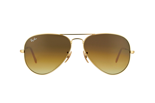 Ray-Ban Aviator RB 3025 112/85 small vista en perspectiva