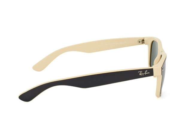 Ray-Ban New Wayfarer RB 2132 875 large perspective view