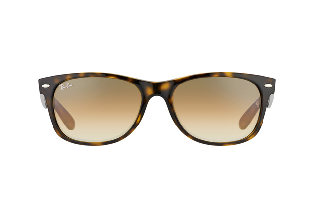 Ray-Ban New Wayfarer RB 2132 710/51 l vista en perspectiva