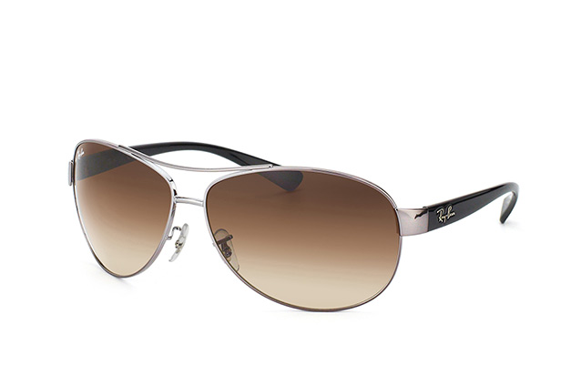 Ray-Ban RB 3386 004/13 large Perspektivenansicht