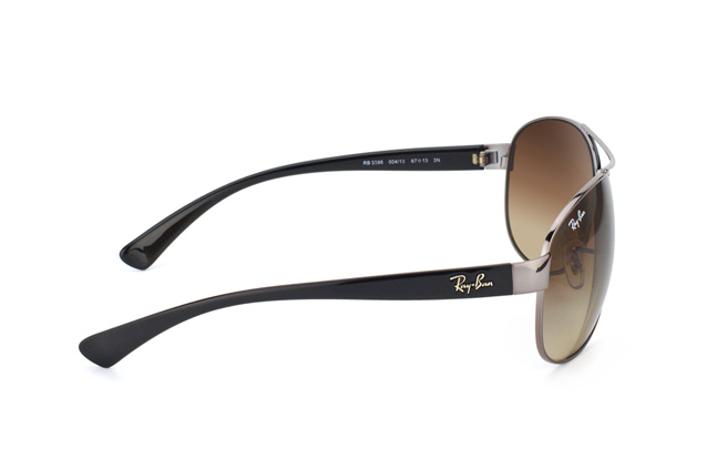 Ray-Ban RB 3386 004/13 large vista en perspectiva