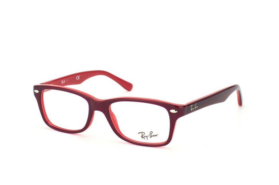 ray ban sonnenbrille rot weiß