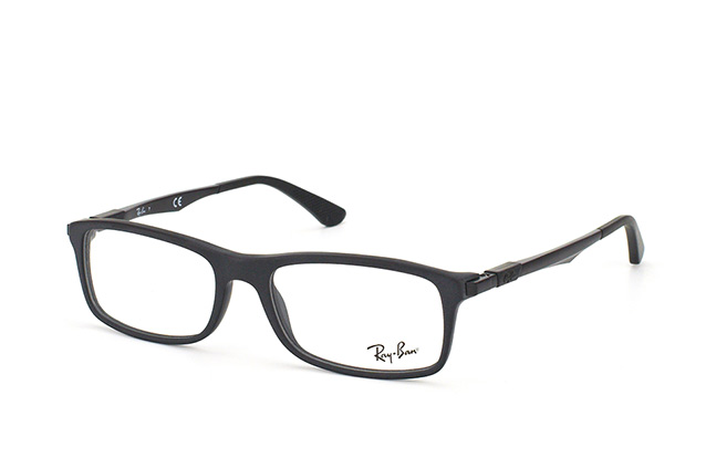 Ray-Ban RX 7017 5196 perspective view