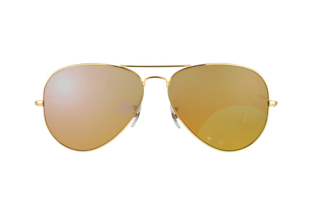 Ray-Ban Aviator RB 3025 001/3K large Perspektivenansicht