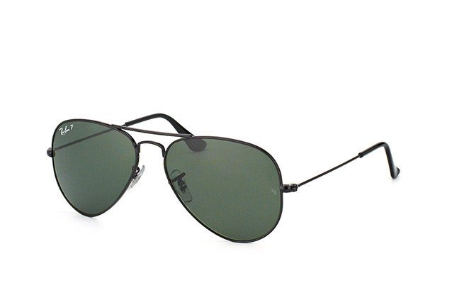 Ray-Ban Aviator RB 3025 002/58 small vista en perspectiva