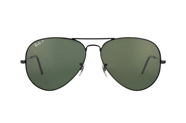 Ray-Ban Aviator RB 3025 002/58 large Perspektivenansicht
