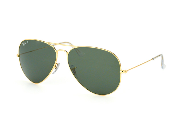 Ray-Ban Aviator RB 3025 001/58 large perspective view