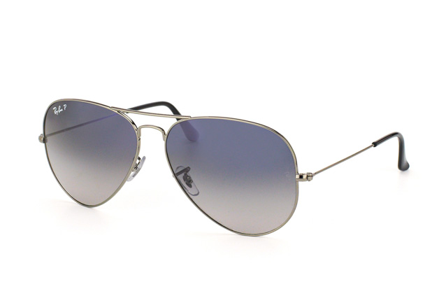 Ray-Ban Aviator RB 3025 004/78  Perspektivenansicht
