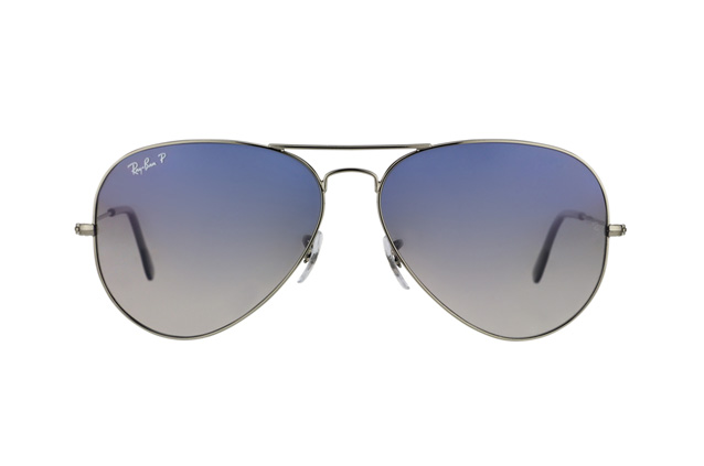 Ray-Ban Aviator RB 3025 004/78 large vue en perpective