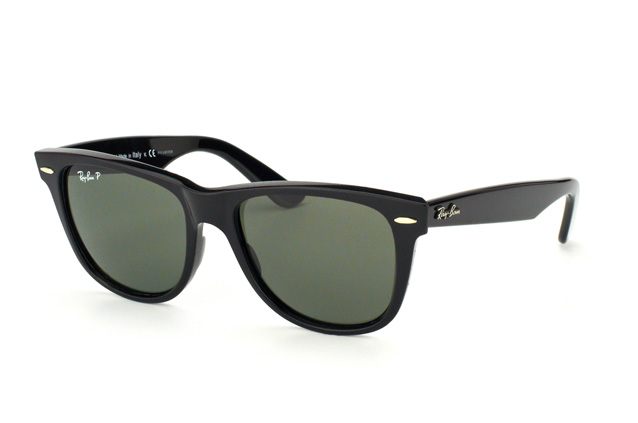 Ray-Ban Wayfarer RB 2140 901 58 large perspective ... 60565d767a