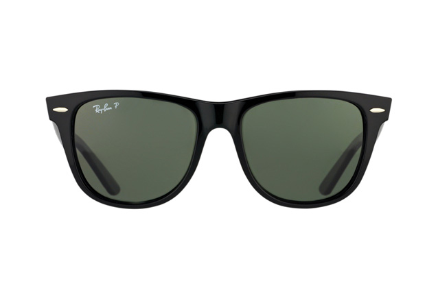 Ray-Ban Wayfarer RB 2140 901/58 large perspective view