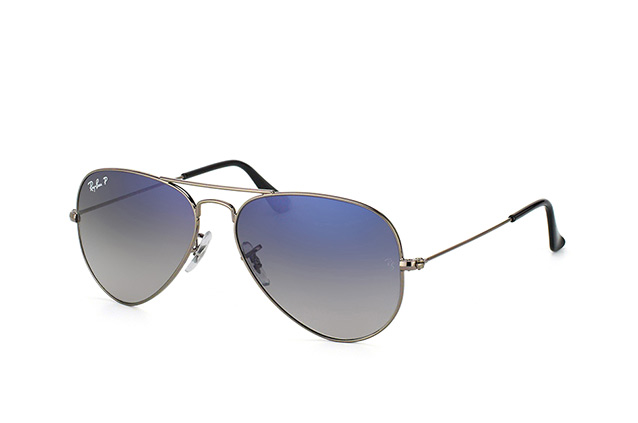 Ray-Ban Aviator RB 3025 004/78 small Perspektivenansicht