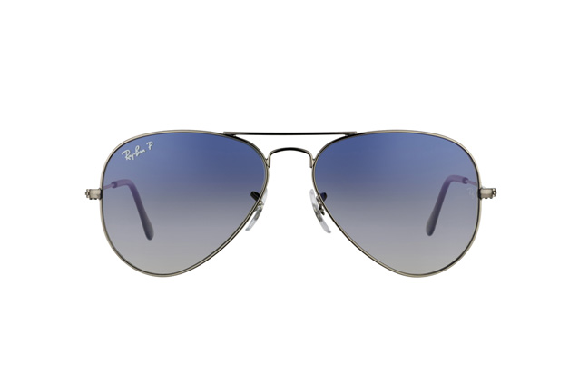 Ray-Ban Aviator RB 3025 004/78 small vue en perpective