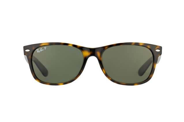 Ray-Ban New Wayfarer RB 2132 902/58 large Perspektivenansicht