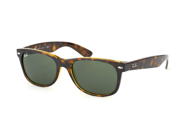 Ray-Ban Wayfarer RB 2132 902L large perspective view