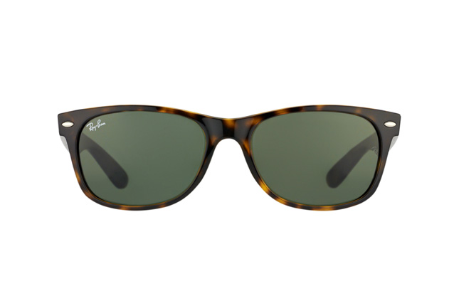 Ray-Ban New Wayfarer RB 2132 902L large Perspektivenansicht
